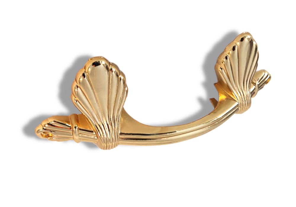 brass funerary handle