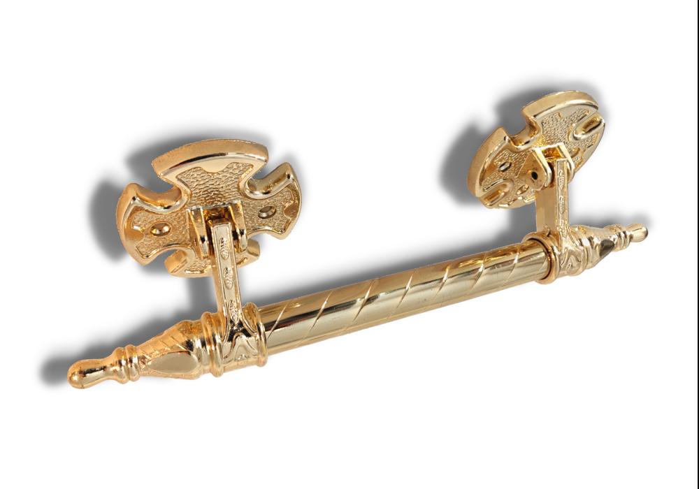 brass tube coffin handle
